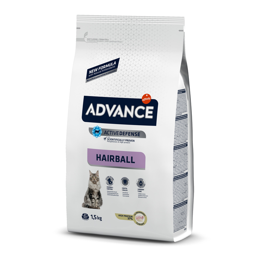 AFFINITY ADVANCE - Hairball